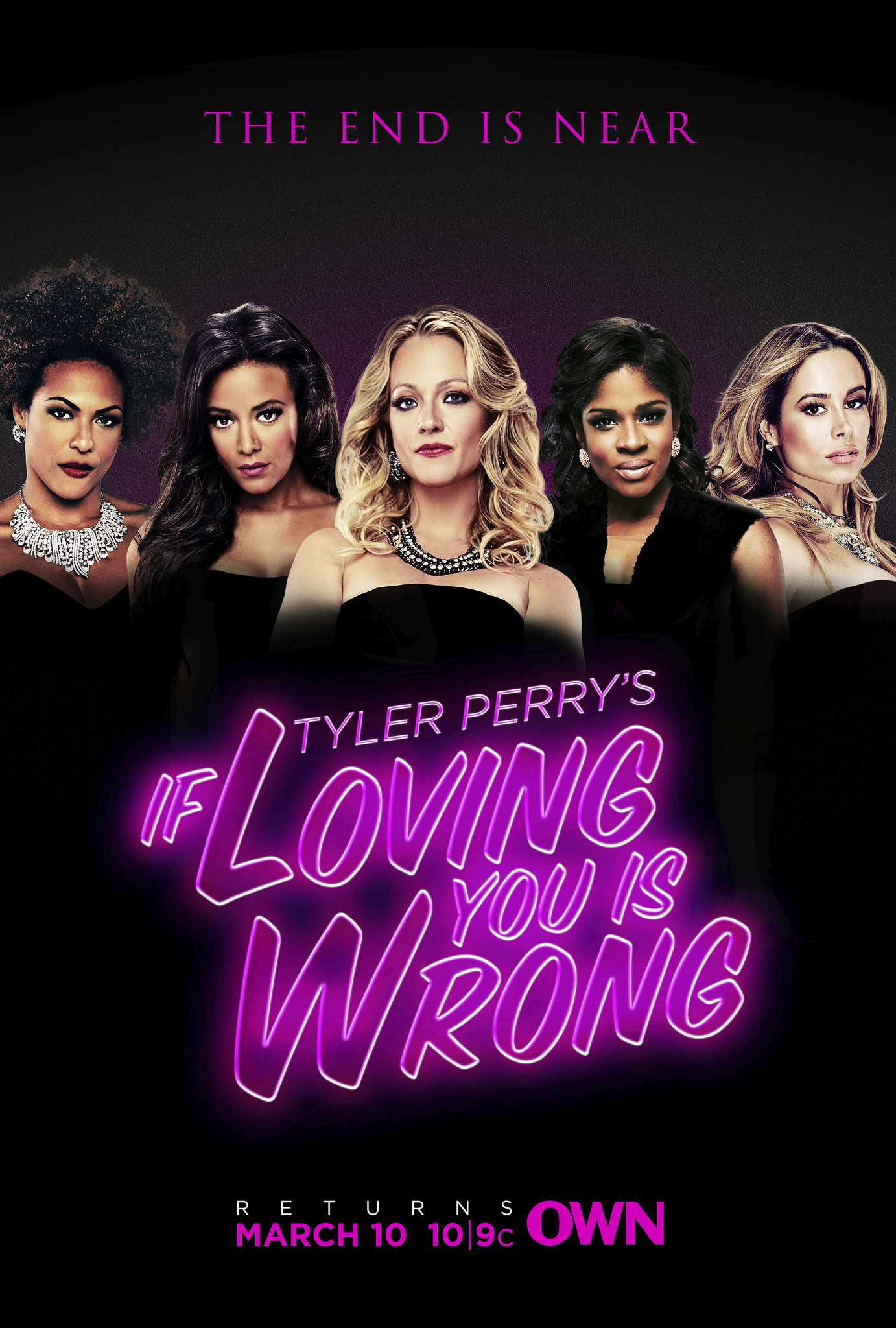 Bprw Own Announces Tyler Perry Drama If Loving You Is Wrong