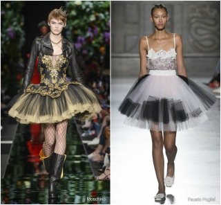 Jolie O'Rourke's Top 10 - Tulle